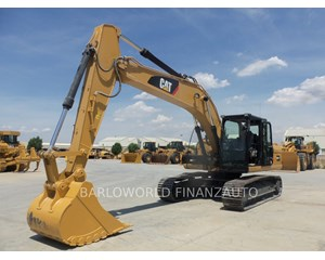 Caterpillar 320DLIM Crawler Excavator
