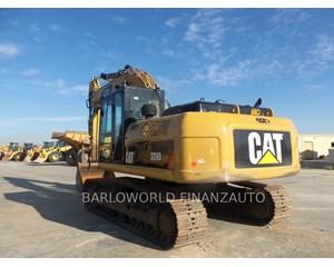 Caterpillar 329D Crawler Excavator