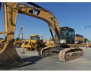 Caterpillar 345D Crawler Excavator
