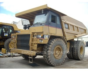 Caterpillar 773D Off-Highway Truck