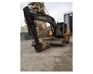 Volvo EW180 Wheeled Excavator