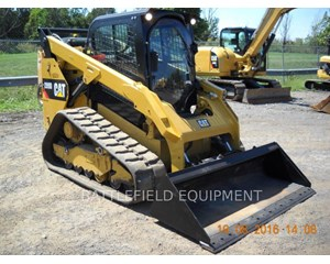 Caterpillar 289DLRC Crawler Dozer