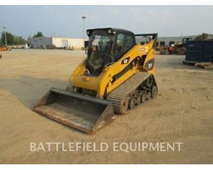 Caterpillar 297C Crawler Dozer