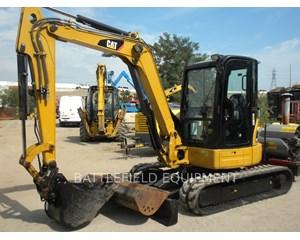 Caterpillar 305DCR Crawler Excavator