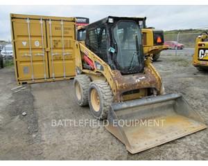 Caterpillar 216B3 Skid Steer Loader