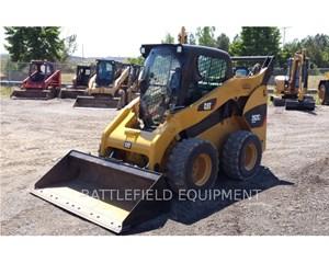 Caterpillar 262C2 Skid Steer Loader