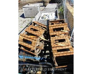 Grouser 10X16.5 STEEL TRACKS Snow Removal Equipment