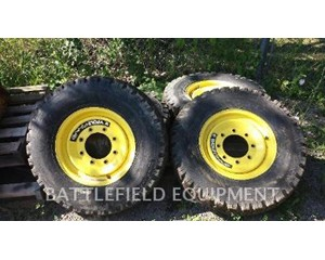 WOLF PAWS 10X16.5 WINTER TIRES Snow Removal Equipment