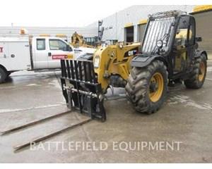 Caterpillar TH407 Telescopic Forklift