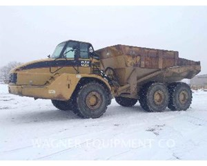 Caterpillar 740 Articulated Truck