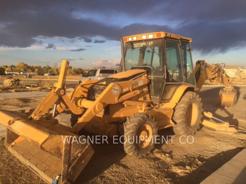 2001 Caterpillar 420d 4wde Backhoe For Sale  10 178 Hours