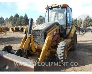 Caterpillar 420E 4WD Backhoe