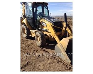 Caterpillar 420E 4WDE Backhoe