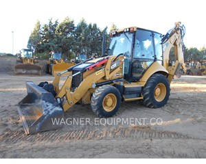 Caterpillar 420F IT4WE Backhoe