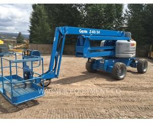 Genie Z60/34RT Boom Lift