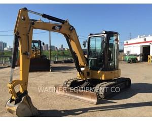 Caterpillar 305.5D CR Crawler Excavator