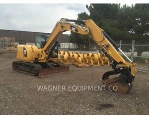 Caterpillar 308E2 THB Crawler Excavator
