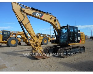 Caterpillar 316EL TC Crawler Excavator