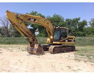 Caterpillar 318BLN Crawler Excavator