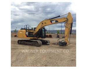 Caterpillar 320EL HMR Crawler Excavator