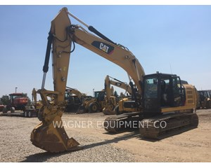 Caterpillar 320EL TC Crawler Excavator