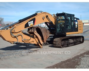 Caterpillar 320EL TCIR Crawler Excavator