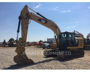 Caterpillar 323FL TC Crawler Excavator