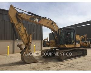 Caterpillar 328DL CR Crawler Excavator