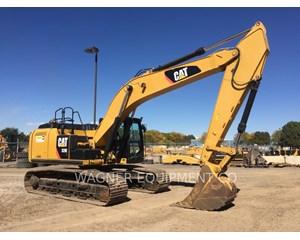Caterpillar 329EL Crawler Excavator