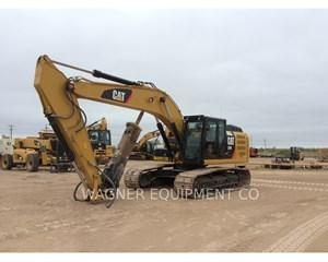Caterpillar 329EL HMR Crawler Excavator