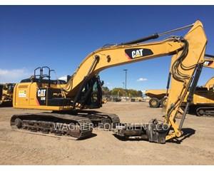 Caterpillar 329EL MP20 Crawler Excavator