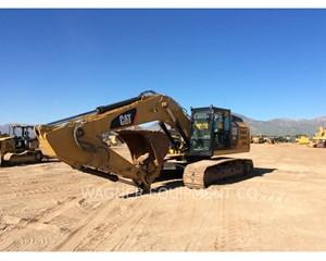 Caterpillar 329EL TC Crawler Excavator