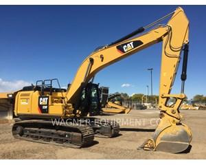 Caterpillar 329FL Crawler Excavator