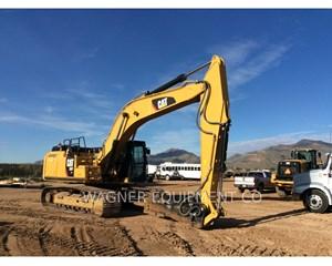 Caterpillar 336FL HMR Crawler Excavator
