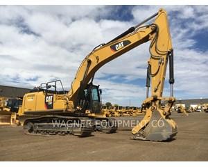 Caterpillar 336FL THB Crawler Excavator