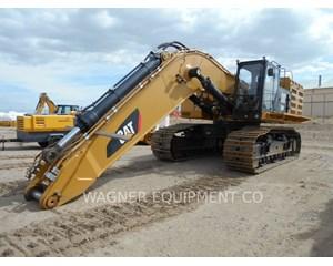 Caterpillar 390FL Crawler Excavator