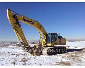 Komatsu PC360LC-10 Crawler Excavator