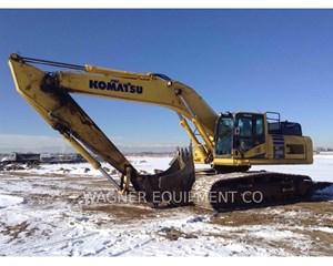 Komatsu PC490LC-10 Crawler Excavator