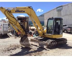 Komatsu PC78MR-8 Crawler Excavator