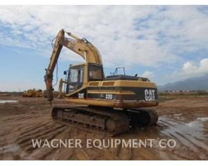 Caterpillar 320L HMR Excavator