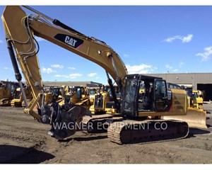 Caterpillar 329EL MP20 Excavator
