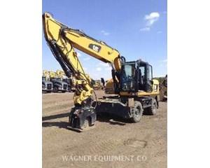 Caterpillar M318D Excavator