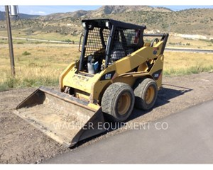 Caterpillar 242B2 Skid Steer Loader