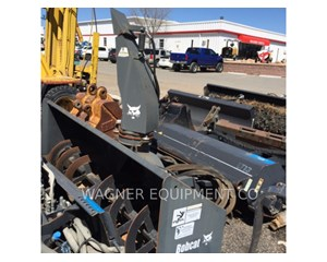 Bobcat SSL/84 SB (2118) Snow Removal Equipment