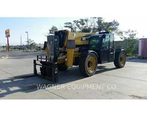 Caterpillar TL1255C Telescopic Forklift