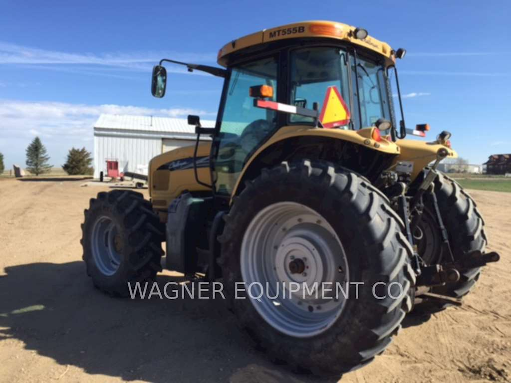 Agco Tractor Front Fenders : Agco mt b c tractor for sale hours