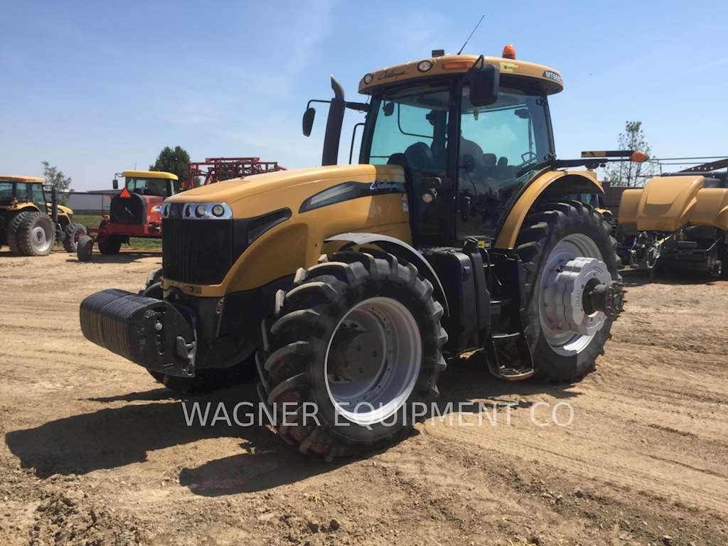 Agco Tractor Front Fenders : Agco mt c tractor for sale hours