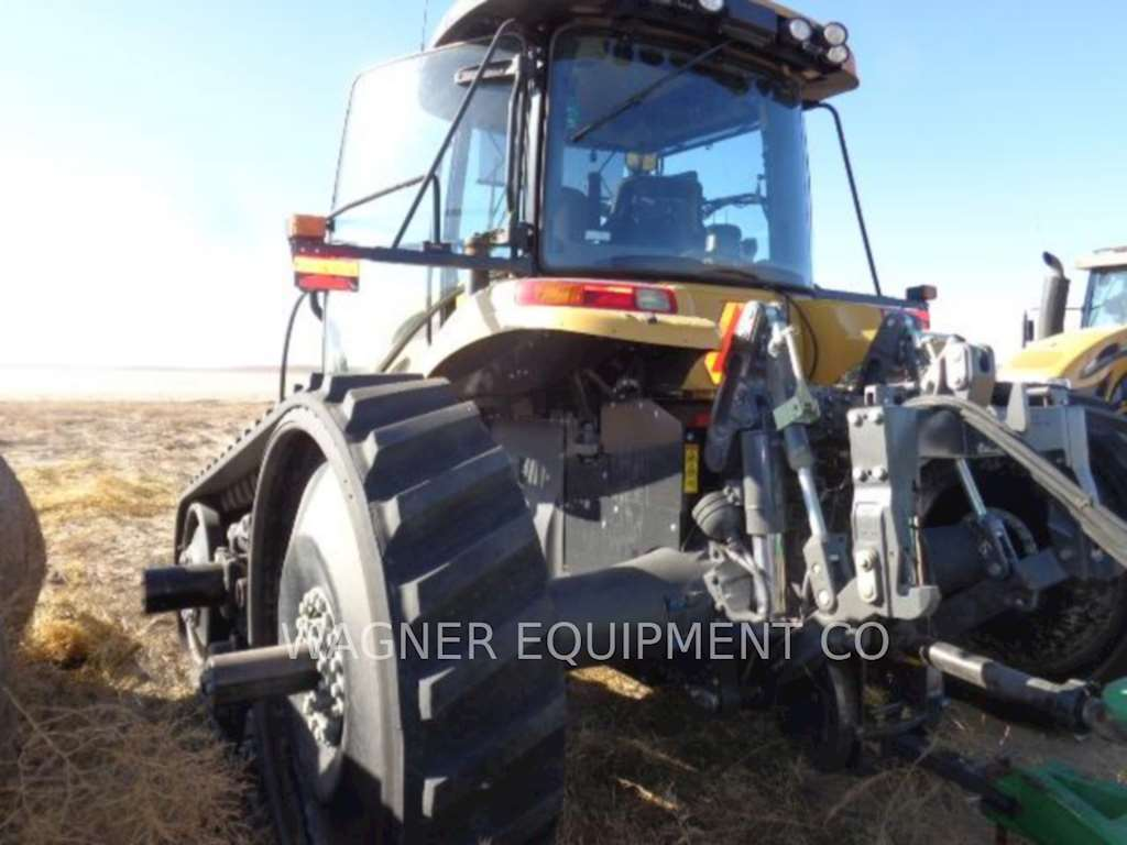 Agco Tractor Front Fenders : Agco mt d tractor for sale hours