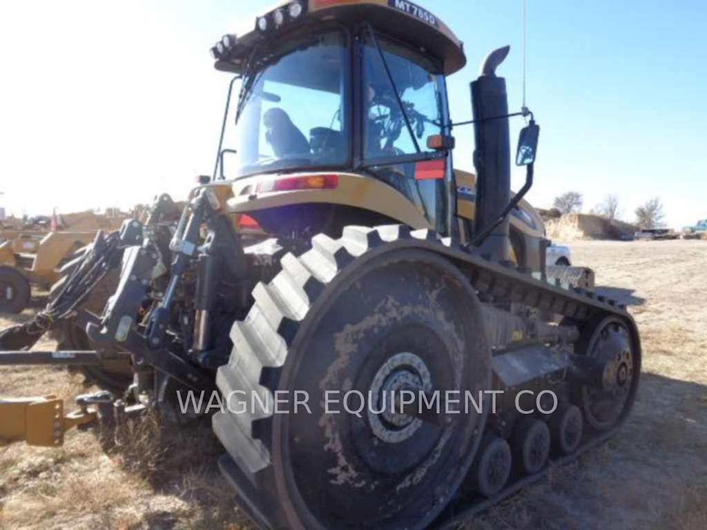 Agco Tractor Front Fenders : Agco mt d uw tractor for sale hours yuma
