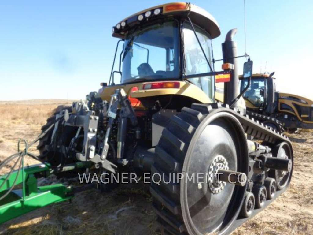 Agco Tractor Front Fenders : Agco mt d uw tractor for sale hours